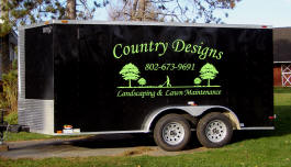 Country Designs Trailer