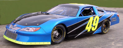 Nate Brown Racecar